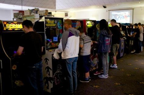 Arcade days all over again!