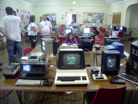 RCM Weekender, May 2011 - courtesy Retro Computer Museum