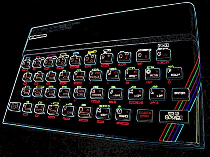 Get in a jam – Sinclair Spectrum style!