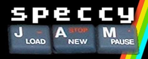 SpeccyJam logo - courtesy SpeccyJam