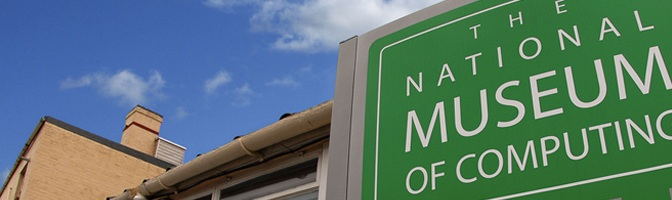TNMOC: Technology powering 50 years of Milton Keynes