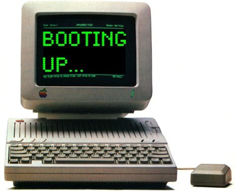 Booting Up