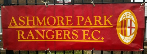 Ashmore Park Rangers banner