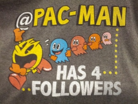 Pacman has 4 followers
