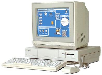 The Amiga A1000