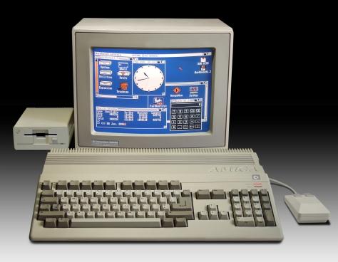 The Amiga A500