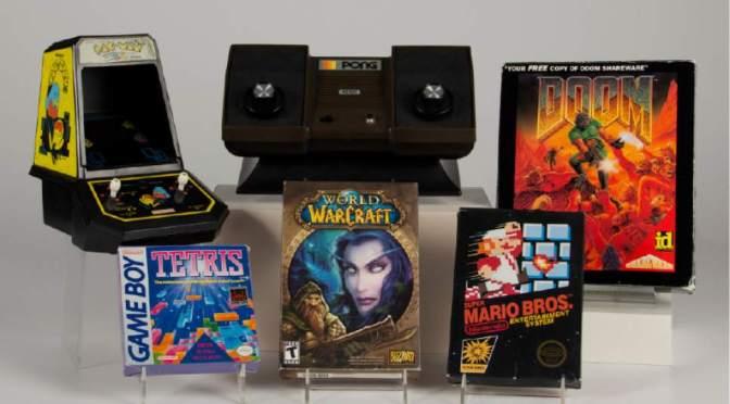 Seminal retro-games enter Video Game Hall of Fame
