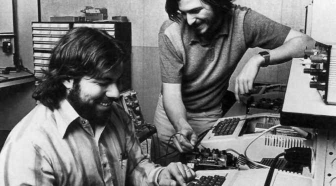 An 'appy Apple II anniversary!