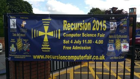 Recursion 2015 banner