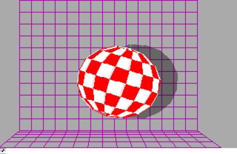 The legendary Amiga Boing Ball demo