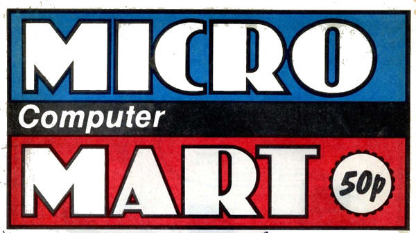 Micro Computer Mart Banner
