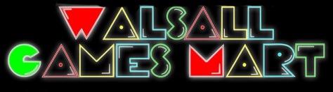 Walsall Games Mart banner