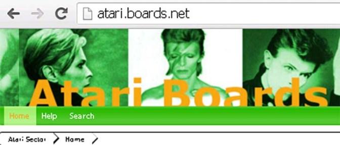 New Atari forum opens online