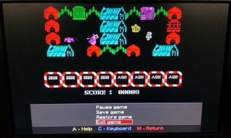 20-20 Vision (Gadtek Games, 1986)