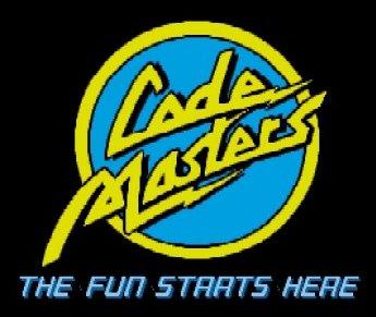 Code Masters logo 1986-1991