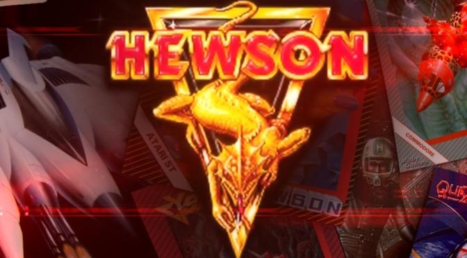 Hewson rides again as games fund winners announced!
