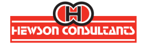 Hewson Consultants logo