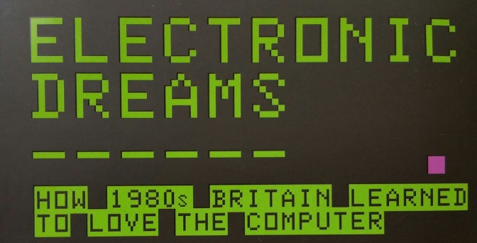 RCN Review: Electronic Dreams by Tom Lean