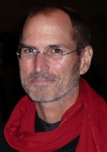 Steve Jobs (pic Steve Jurvetson)
