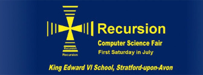 Live from Recursion 2017!