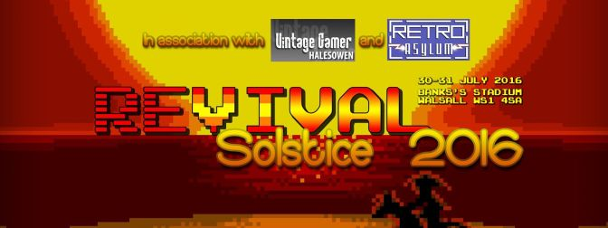 RCN sponsors REVIVAL Solstice 2016 in Walsall
