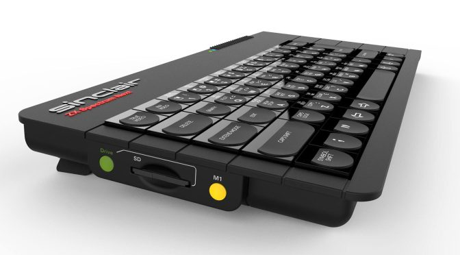 New Sinclair ZX Spectrum Next fully funded