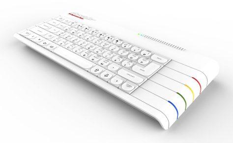 Spectrum Next concept rendered in white