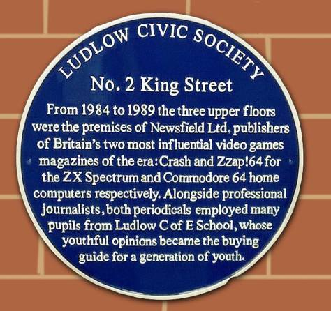 The proposed plaque.