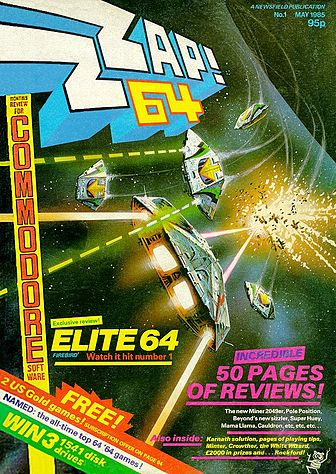 Zzap!64 issue 1