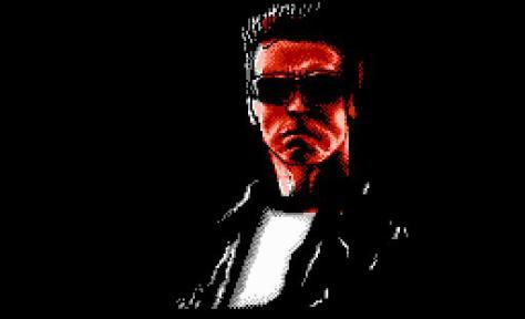 Terminator bitmap image