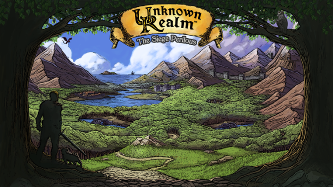 Unknown Realm banner