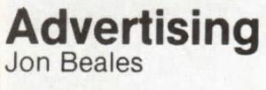 Advertising - Jon Beales