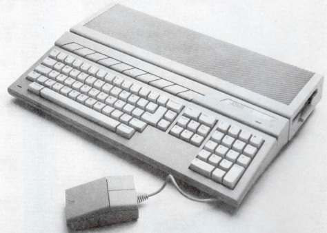 The Atari 1040STF (ST Update Spring 1987)