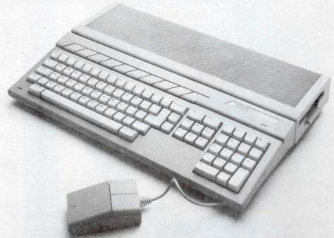 The Atari 1040STF (ST Update Spring 1987)