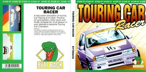 Atari ST Touring Car Racer (Byte Back, 1991)