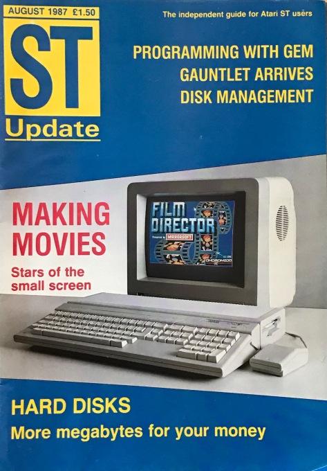 ST Update, August 1987