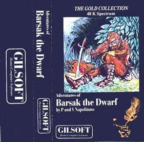 Gilsoft's Adventures of Barsak the Dwarf